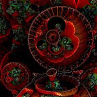 Flower Wheels by marijeberting