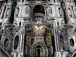 Rebuilding the cathedral after the demolition by marijeberting