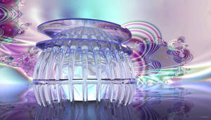 Giant Glass Dome by marijeberting