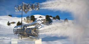 Snow cannon by marijeberting