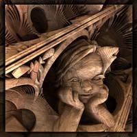 Woodcarving by marijeberting