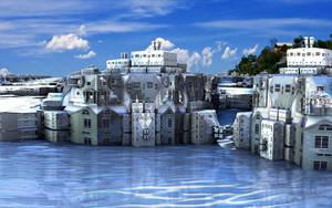 Waterside apartments by marijeberting