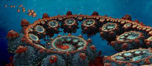 Marine Ecosystem by marijeberting