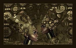 African Queens by marijeberting