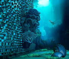 Under Water Life by marijeberting