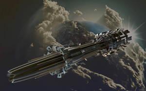 Return to Earth by marijeberting