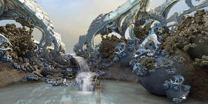 Blue Lagoon by marijeberting