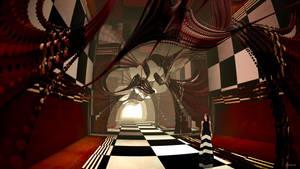 Long Corridor by marijeberting
