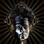 Nefertiti by marijeberting