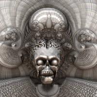 Skull King by marijeberting