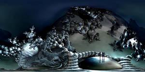 Underwater Dome by marijeberting