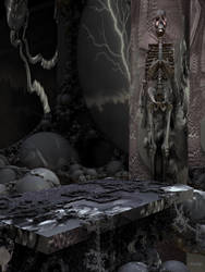 All Hallows' eve by marijeberting