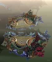 Flower Basket by marijeberting