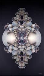 Frosty pearls by marijeberting