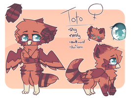 Toto Ref / Feb 2017 by magpaii