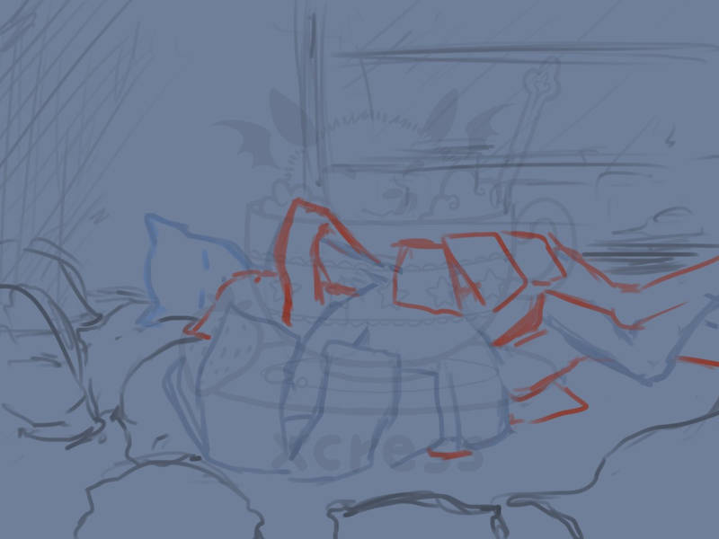 _bookling_ych__cuddle_wrap__2_2_open__by