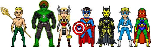 NAC: Justice Avengers- Origin by Red-Rum-18