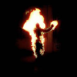 Human Torch by polaczek13