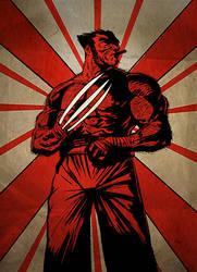 Wolverine - Japan by Gaugex