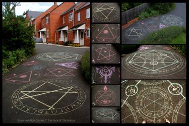 Transmutation Circles 2 by nymph-of-artemis