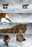 The Whitefall Wanderer - Test Page by Chylk