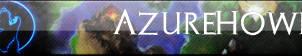 AzureHowl Button by Chylk