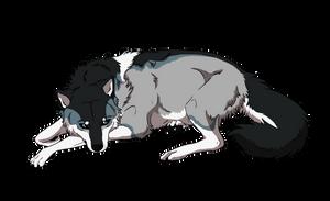 Sirla - Slight fur change by Chylk