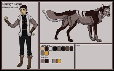 Elmmryn Character Profile by Chylk