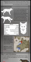 Whitefall Lore: Coast Wolves by Chylk