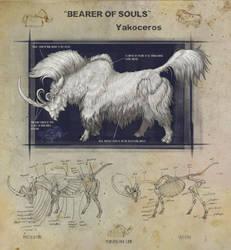 Yakoceros - Bearer of Souls by YSLiao