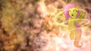Fluttershy -Cuteness explosion by Jamey4