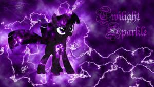 Twilight Sparkle - Dark Explosion by Jamey4