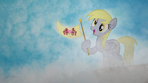The Return of Derpy by Jamey4