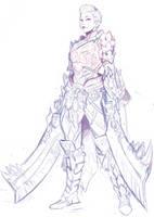 Monster Hunter Dual Swords by EymBee