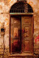 The Old Door by ashamandour
