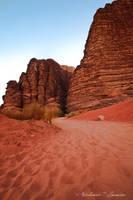 Wadi Rum II by ashamandour