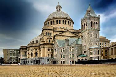 Church of Christ by ashamandour
