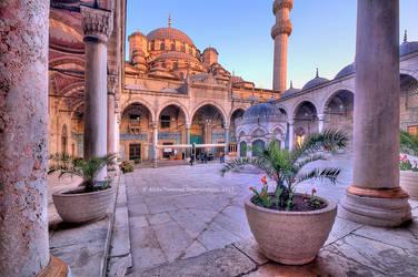 Yeni Cami by ashamandour