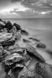 Contrast Rocks by ashamandour