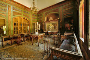 Antique Room by ashamandour