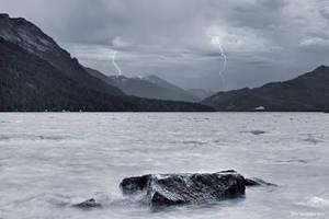 Lightning by ashamandour