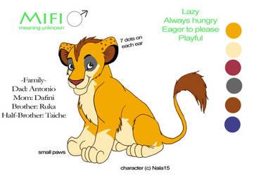 Mifi Refrence Sheet by Nala15