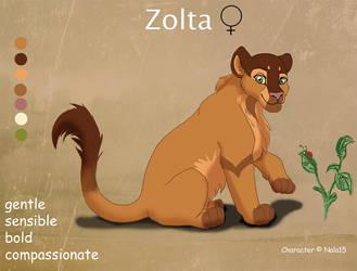 Zolta - Adoptable - Adopted by Nala15
