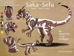 Saka-Sefu Ref Sheet by Nala15