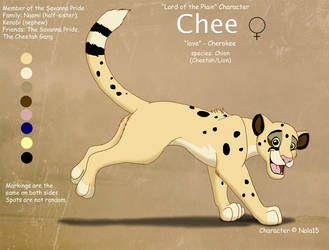 Chee Sheet by Nala15