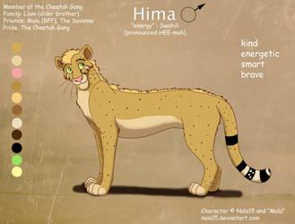Hima Ref Sheet by Nala15