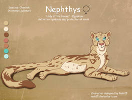 Nephthys - Adoption Auction CLOSED by Nala15