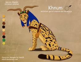 Khnum - Adoption Auction CLOSED by Nala15