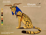 Khnum - Adoption Auction CLOSED by Nala15