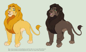 Lion Adopts CLOSED by Nala15